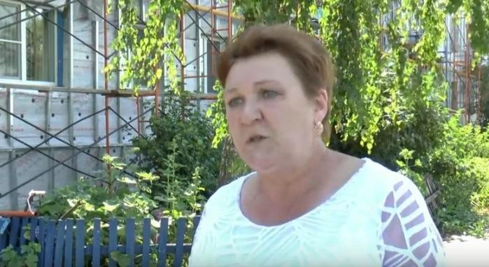 Нина Сидоранова капремонт
