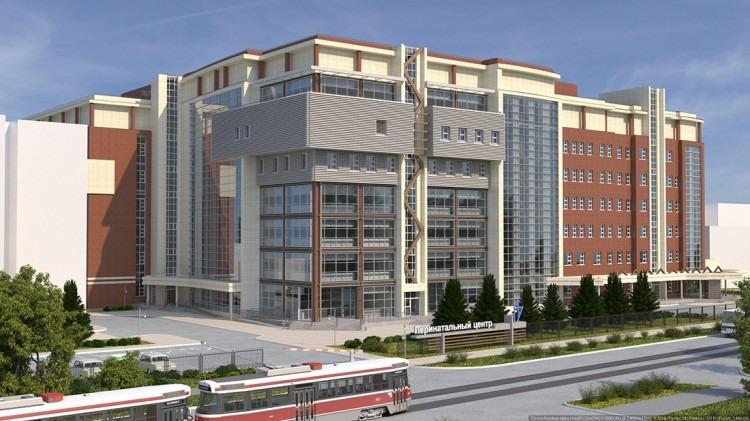Перинатальный центр в Ульяновске будет достраивать другой подрядчик