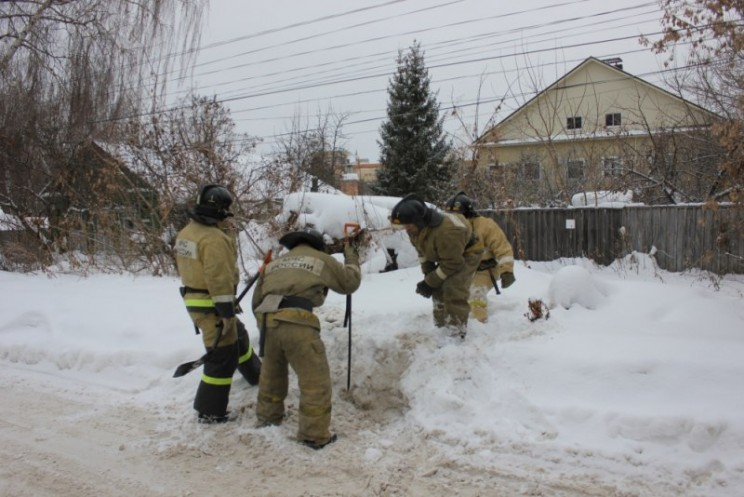 Специалисты регионального МЧС совместно с представителями СМИ провели рейд по проверке пожарных водоисточников 1