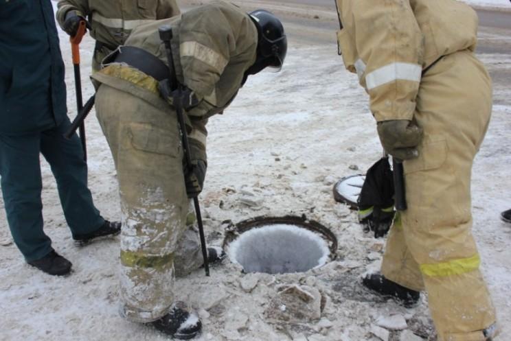 Специалисты регионального МЧС совместно с представителями СМИ провели рейд по проверке пожарных водоисточников 2