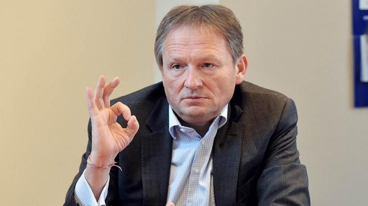 Борис Титов, уполномоченный при президенте России по правам предпринимателей.
