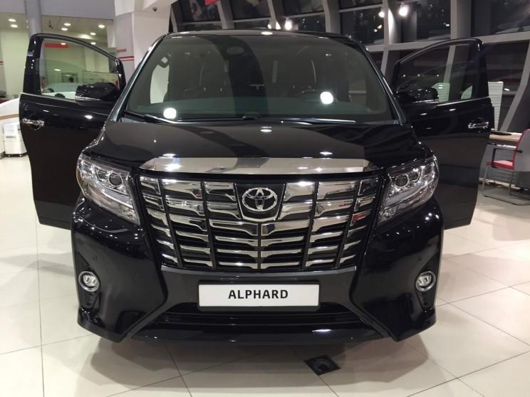 Toyota Aplhard