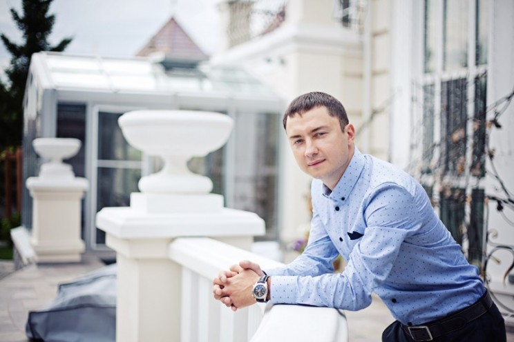 Артур Котельников депутат гордумы