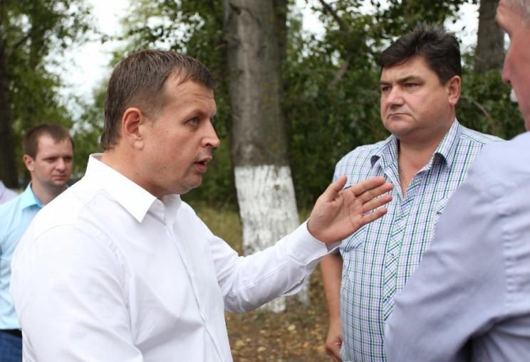 Слева направо: Алексей Гаев, Александр Черепан и Сергей Морозов.
