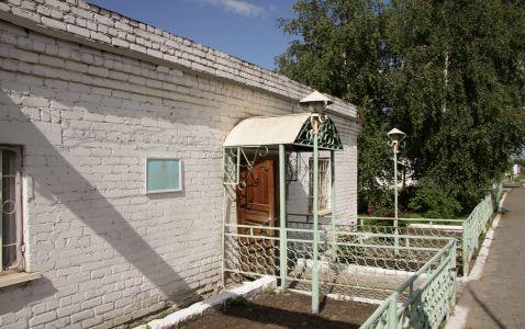Исправительная колония ИК-4 управления федеральной службы исполнения наказаний по Ульяновской области.