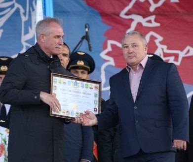 Сергей Морозов (слева) и Владимир Чумуркин (справа).