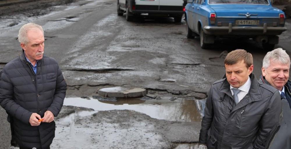 Бездорожное дежавю Сергея Морозова