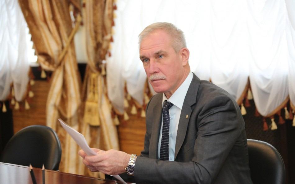 Губернатор Ульяновской области знает, как решить любую общественную проблему
