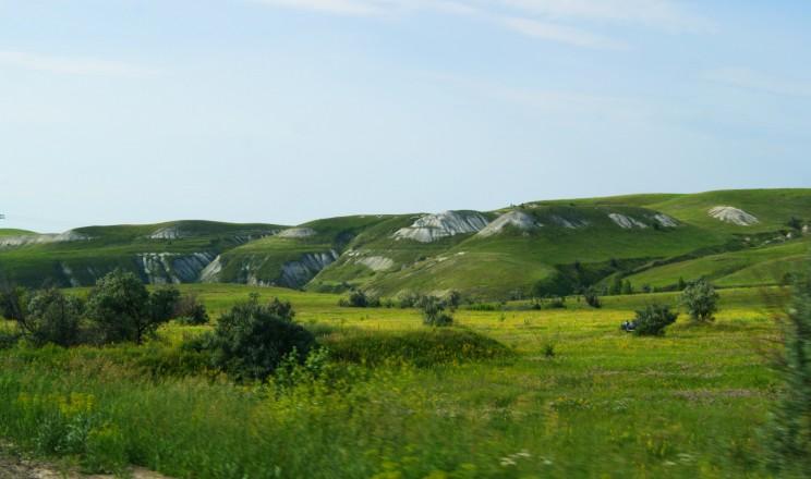 Сенгилеевские горы 2