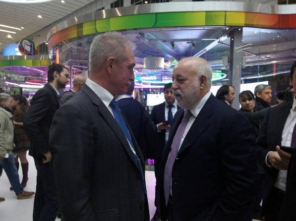 Сергей морозов и виктор вексельберг