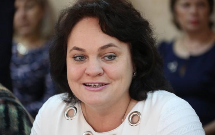 Первый заместитель председателя правительства Ульяновской области Екатерина Уба.