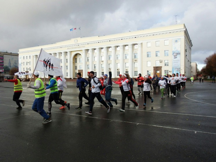 Бежим вместе, Ульяновск