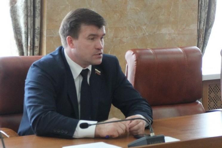 Игорь Буланов, депутат гордумы Ульяновска.