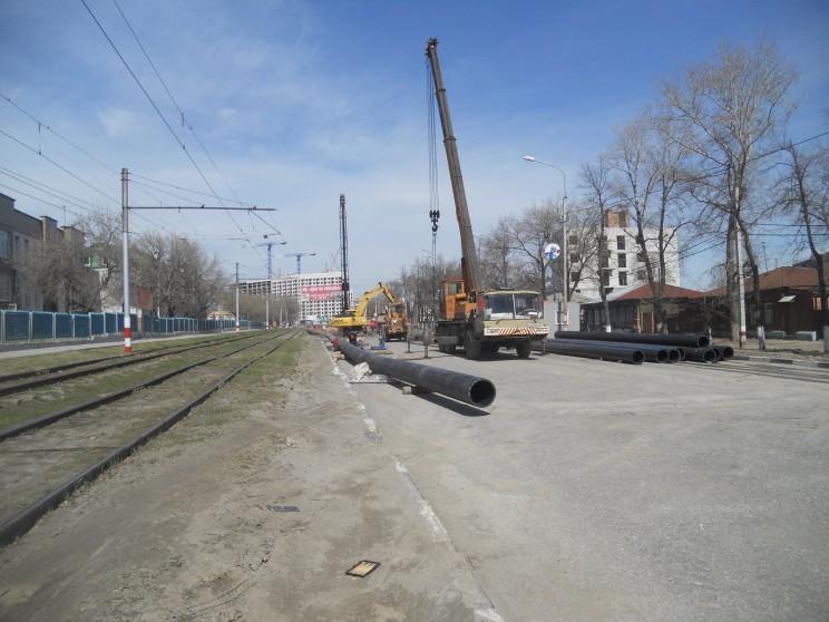 На Кирова не делают ливневку -3