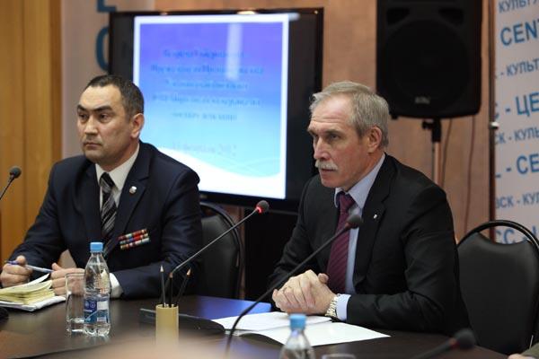 Николай Лазарев Сергей Морозов