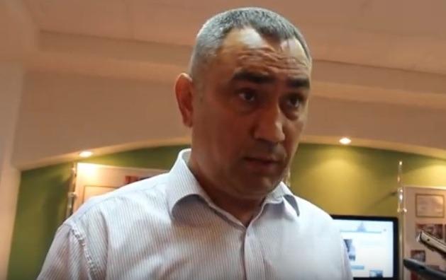 Николай Лазарев
