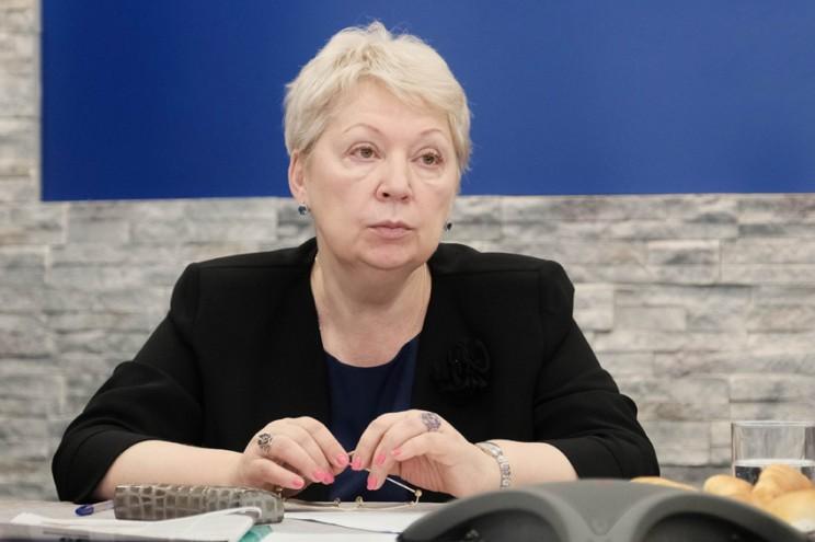 Министр образования и науки Ольга Васильева.
