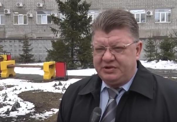 Сергей Гигирев, и.о. заместителя главы администрации Ульяновска.