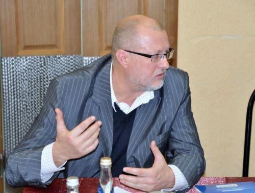 Руководитель агентства архитектуры и градостроительства Ульяновской области Сергей Кангро.