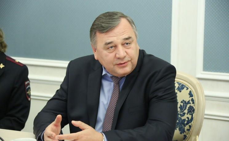 Юрий Варченко, генерал-майор полиции, начальник управления МВД по Ульяновской области.