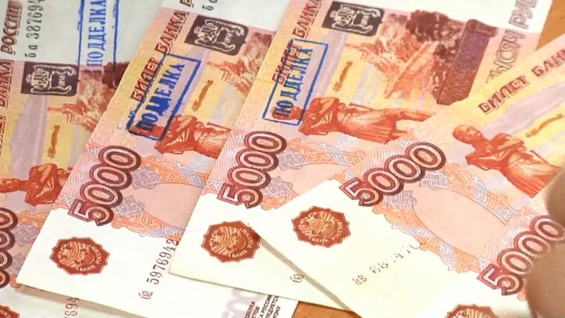 Предполагаемый мастер подделки пятитысячных купюр задержан в Димитровграде