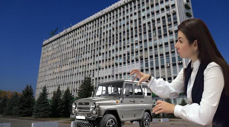 Уполномоченный по защите прав предпринимателей Екатерина Толчина