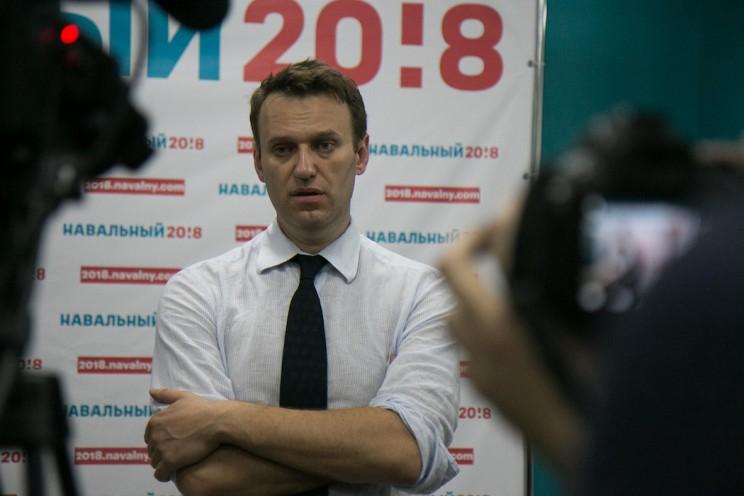 Алексей Навальный в Ульяновске: открытие предвыборного штаба 29