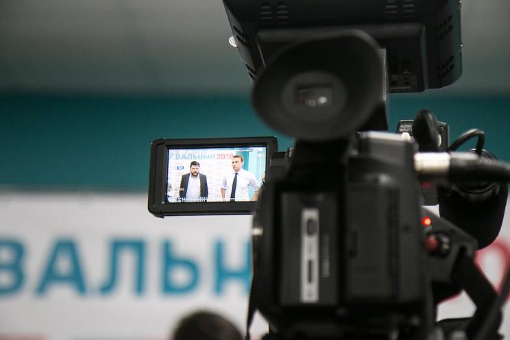 Алексей Навальный в Ульяновске: открытие предвыборного штаба 30