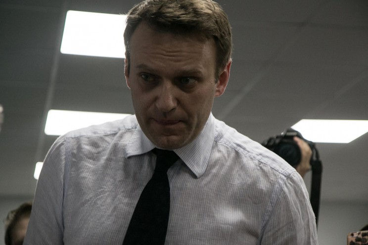 Алексей Навальный открыл штаб в Ульяновске 39