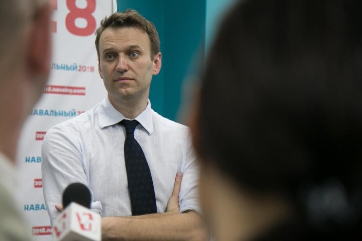 Алексей Навальный открыл штаб в Ульяновске 41
