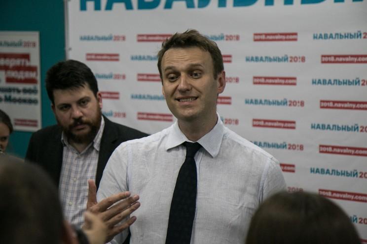 Алексей Навальный открыл штаб в Ульяновске 45