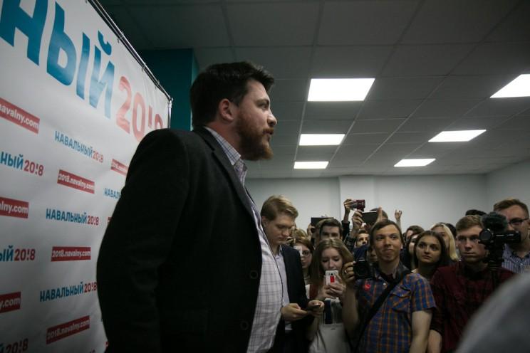 Алексей Навальный в Ульяновске: открытие предвыборного штаба 6