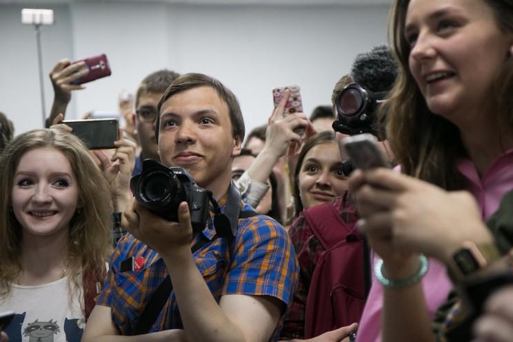 Алексей Навальный в Ульяновске: открытие предвыборного штаба 7