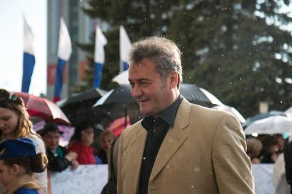 Актер Сергей Барышев