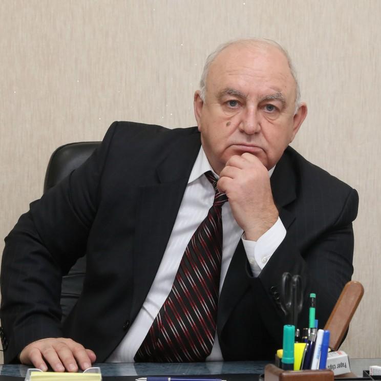 Александр Олейник, глава администрации Засвияжского района Ульяновска.