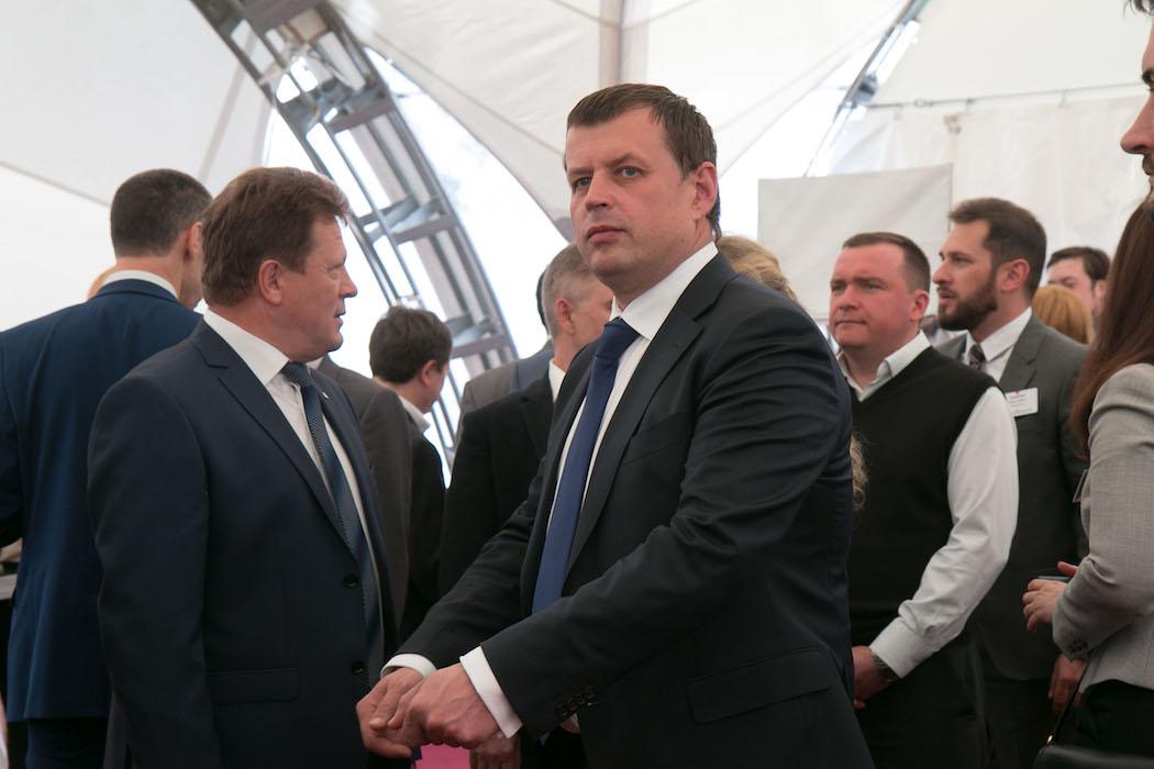 Открытие завода Bridgestone в Ульяновске