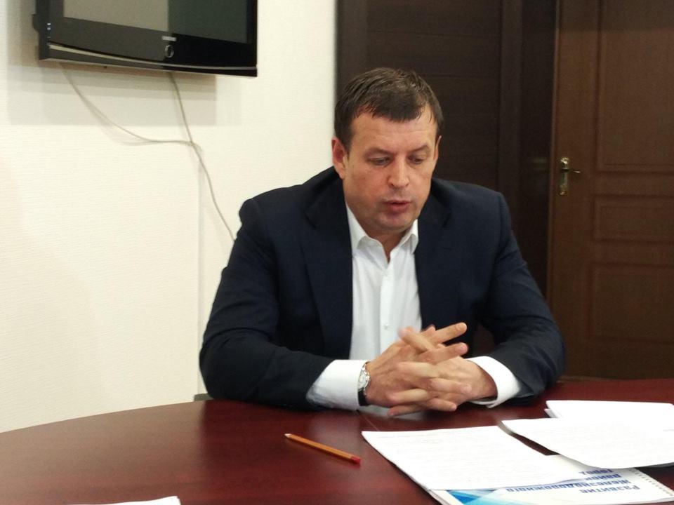 Глава администрации Ульяновска Алексей Гаев не хотел ремонтировать дорогу на улице Нагорной