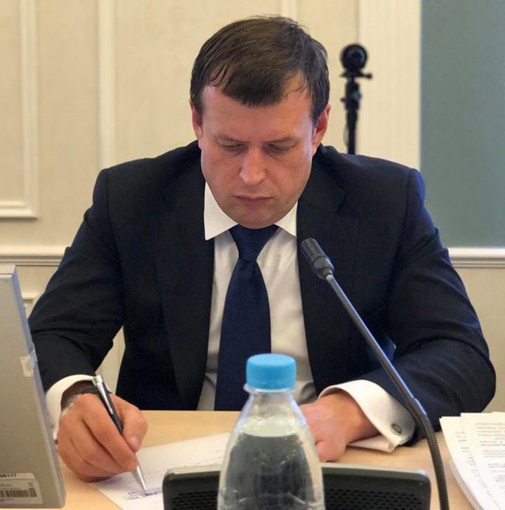 Глава администрации Ульяновска Алексей Гаев.