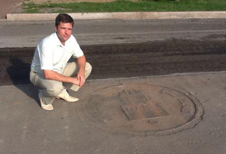 Игорь Бычков, начальник управления дорожного хозяйства и транспорта администрации города Ульяновска.