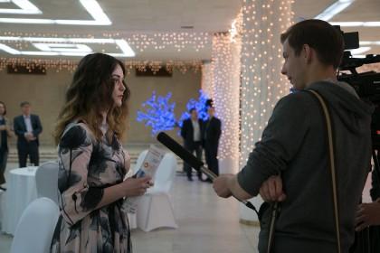 Интервью с Вероникой Лысаковой