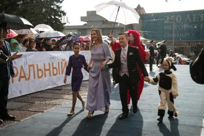 Ирина Линдт и Иван Золотухин