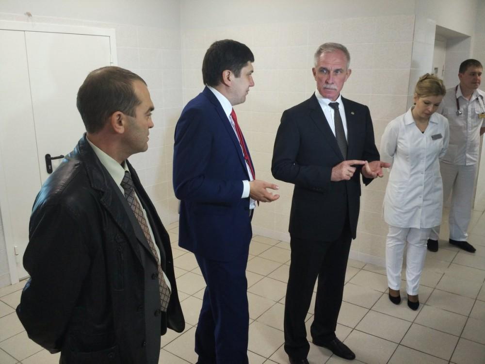 В документации на ремонт инфекционного отделения в ЦГКБ Ульяновска нашли нарушение