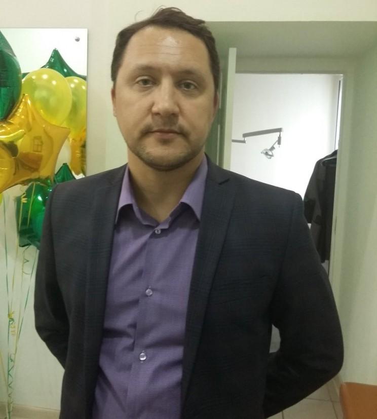 Павел Антонов, начальник управления по развитию предпринимательства, инвестициям и потребительского рынка администрации Ульяновска.