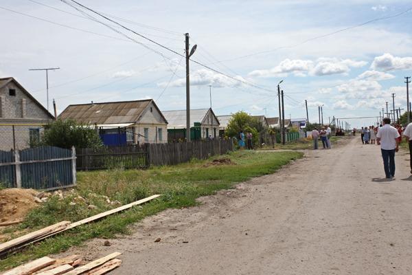 Радищевский район Ульяновской области.