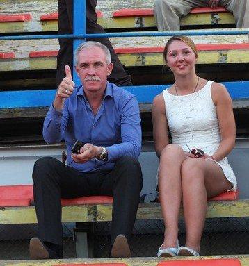 Сергей Морозов и Ольга Богородецкая