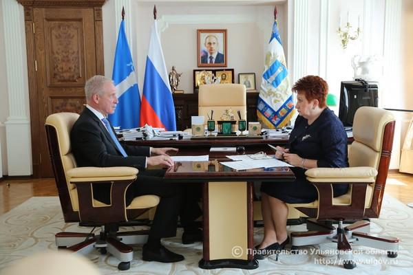 Сергей Морозов и Тамара Девяткина
