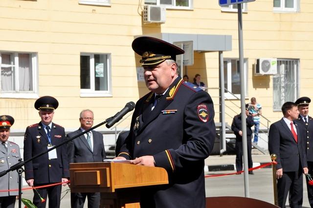 В центре Ульяновска открыли мемориальный комплекс «На страже правопорядка» 5