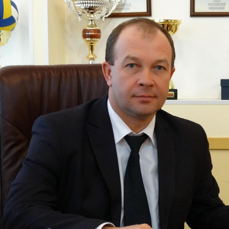 Василий Половинкин, глава администрации Старомайнского района Ульяновской области.