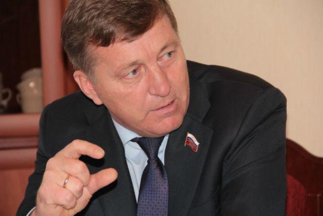 Владимир Камеко, генеральный директор ООО «Газпром межрегионгаз Ульяновск» , депутат Законодательного собрания Ульяновской области.