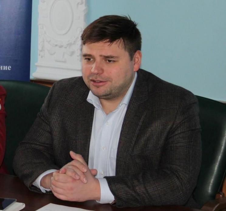 Алексей Преображенский, начальник государственно-правового управления администрации губернатора Ульяновской области.